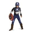 Classic Captain America Child Costume