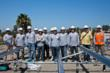 Everyday Energy's PV101 course participants ready to get to work.