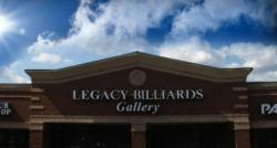 Legacy Billiards Gallery: Poplar Ave in Collierville, behind Chick-fil-A