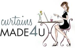 Logo for Curtains Made4U
