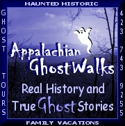 Gatlinburg GhostWalks and Gatlinburg Ghost Tours