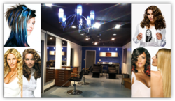 Hair Extensions LED Salon