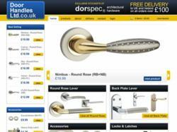 Door Handles LTD website