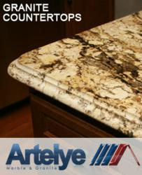 Granite countertops in Maryland