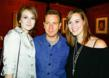 Actors Kelly McLaren and Courtney Foxworthy with Ewan McGregor at I Am ZoZo Preview Screening