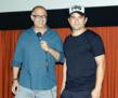 Producer Zack Coffman and Writer/Director Scott Di Lalla introduce the film