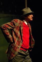 """Rodney Clark as Coach Paul W. """"Bear"""" Bryant"""