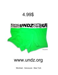 Undz.org men underwear store