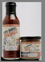 Pork Barrel BBQ Sauce and Rub