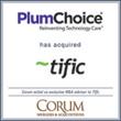 Corum Group International, Tific PlumChoice, Mark Johnson, Nordic M&A Advisor
