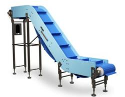 configurable conveyor for the food industry by Dynamic Conveyor