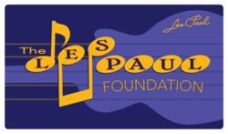 Les Paul Foundation logo