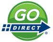 Go Direct® campaign logo