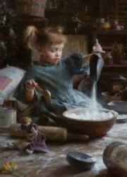 Flour Child by Morgan Weistling available at World-Wide-Art.com