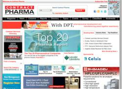 Contract Pharma Home Page