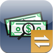Currency Banknotes icon, as see on the App Store