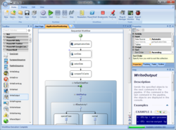 PowerWF - Visual PowerShell Authoring