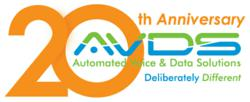 gI 76675 Anniversary Logo Automatische Voice & Data Solutions Named een Interactive Intelligence 2012 Platinum Elite Partner