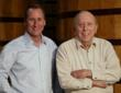 John Concannon, 4th generation and Jim Concannon, 3rd generation vintners