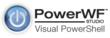 PowerWF - Visual PowerShell Logo