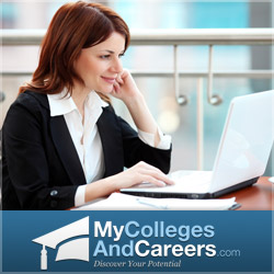 My Colleges and Careers promotes online education.