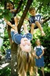 Outdoor Play Time Keeps Kids Healthy and Sleepy