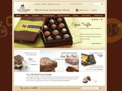 Grand River Launches New E-commerce Site for Lake Champlain Chocolates