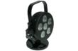The Magnalight LED10W-6R-HT is a durable and compact LED light that offers high light output and a combined handle and magnetic mounting system.