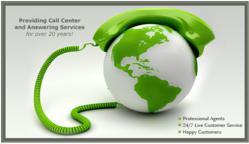 United Call Center globe