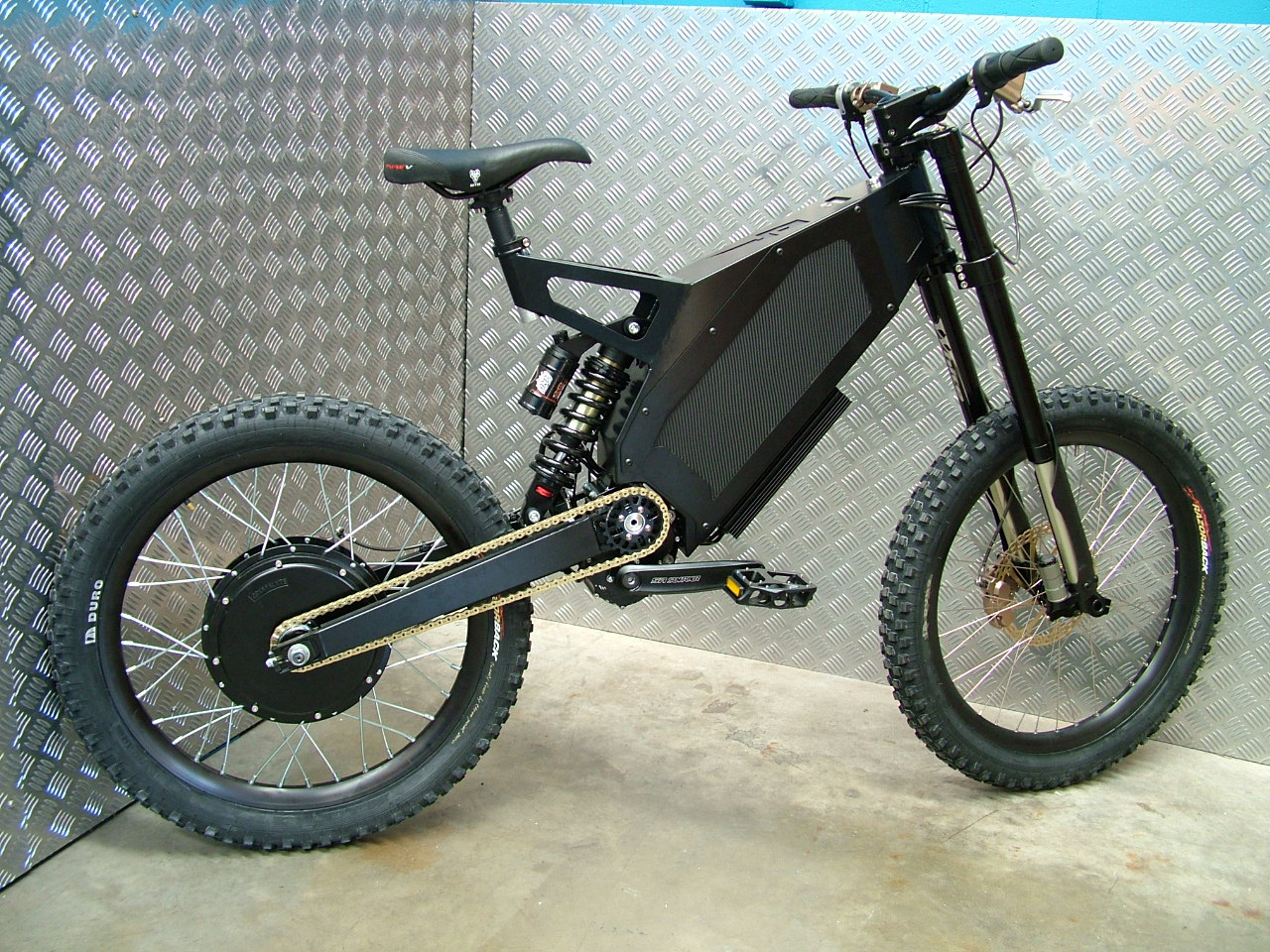 stealth electric bikes to unveil hurricane at interbike 2011 las vegas. Black Bedroom Furniture Sets. Home Design Ideas