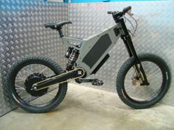 Stealth Electric Bikes - Hybrid Performance Bike