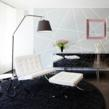 Tolomeo Mega Black Floor Lamp by Artemide.