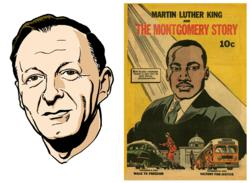 Alfred Hassler and the MLK Comic Book