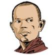 Thich Nhat Hanh Comic