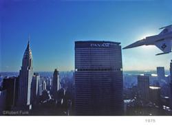 9-11 crash foreshadowed