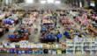 Just Between Friends Began in Tulsa, Okla and shoppers will find more than 250.000 items at this event alone