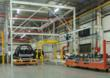 Exmac completes conveying and handling system for new Land Rover 'Completely Knocked Down' facility