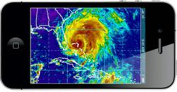 Mobile traffic to news sites increased by 300% during Hurricane Irene