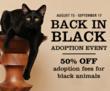 Best Friends Animal Society's national Back in Black