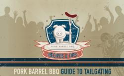 Pork Barrel BBQ's Guide to Tailgating