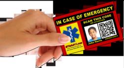Emergency Identification Card
