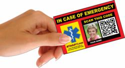 This card can save your life!