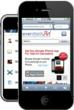 overstockArt.com's new mobile site - Innovative shopping experience for the on-the-go shopper