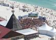 World Famous Sharky's Beach Club in Panama City Beach, FL
