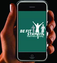 Leisure Fitness - Be Fit Stay Fit - Home Fitness Challenge, iPhone App