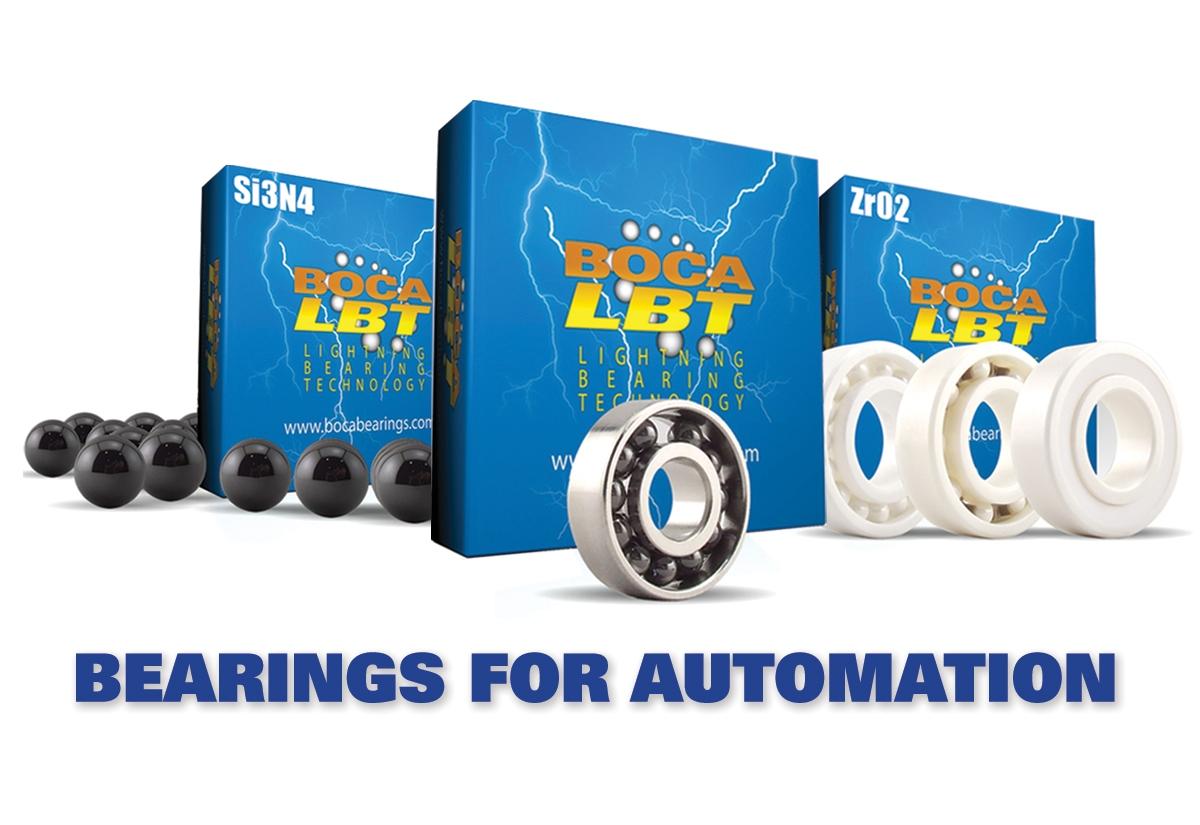 Tutorial de instalación de rodamientos cerámicos (Boca Bearing) Automation_Bearings