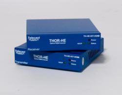 Telecast Fiber Systems Thor-HE Transmit and Receive Modules