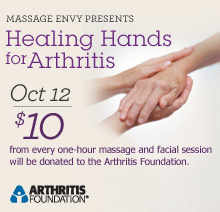 Healing Hands For Arthritis