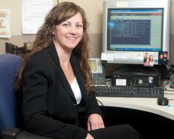 Sheila Koch of the Adelman Travel Group