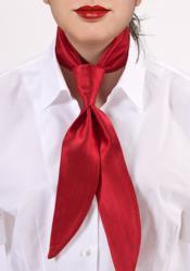 red-womens-necktie